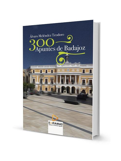 300 apuntes de Badajoz