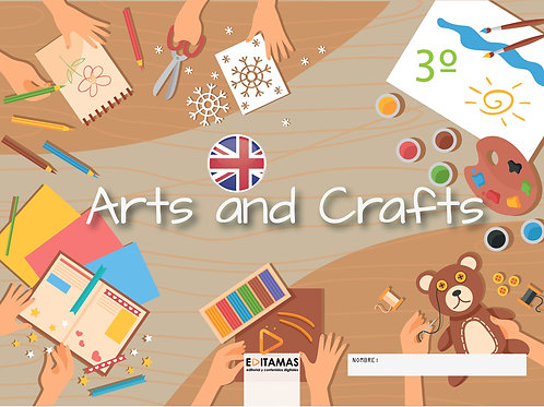 ARTS and CRAFTS 3º