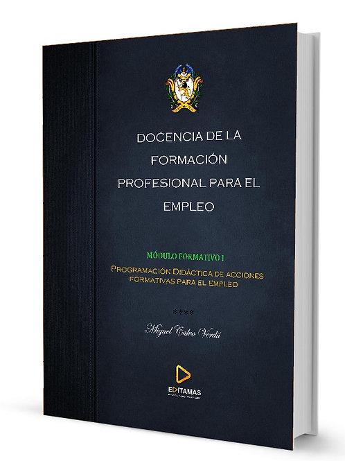 1. Programación didáctica de acciones formativas para el empleo