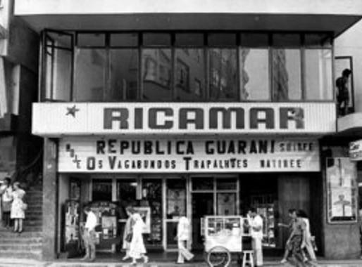 """Coluna """"Os Cinemas de Copacabana"""": Cine Ricamar"""