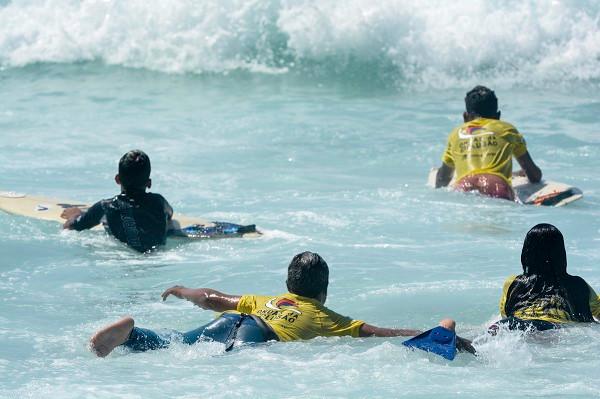 Projeto social retoma atividades em Copacabana