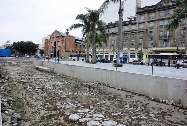 Cais do Valongo pode ser visitado virtualmente por turistas e educadores de todo o Brasil