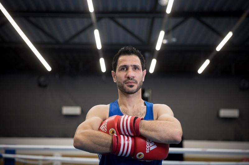 Wessam Salaman (Foto: ACNUR/Gordon Welters)