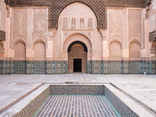 """Coluna """"Turismo"""": Marrocos (Marrakesh)"""