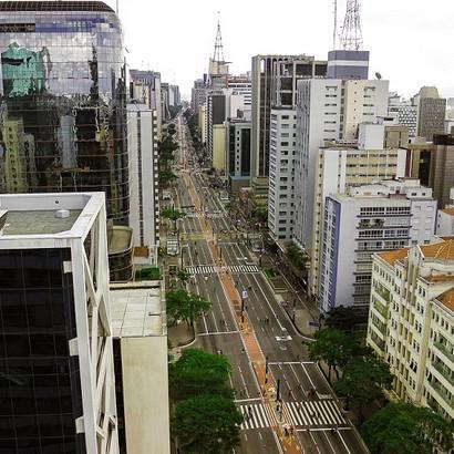 """Coluna """"Turismo"""": São Paulo"""