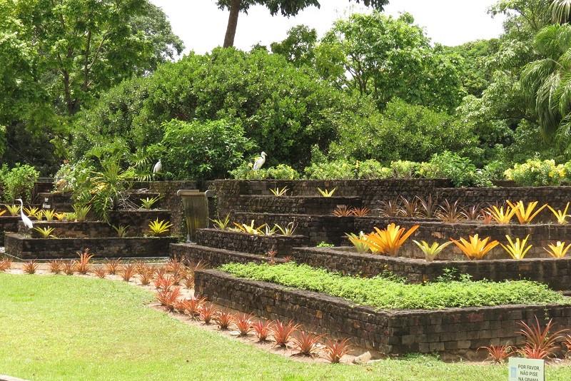 Mangal das Garças, em Belém, no Pará
