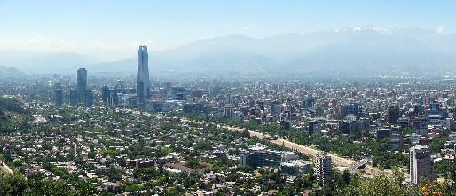 """Coluna """"Turismo"""": Chile (Santiago, Viña del Mar e Valparaíso)"""
