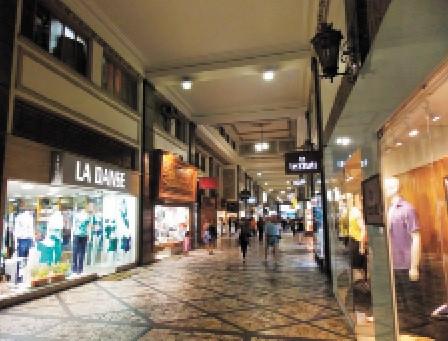 Copacabana: bairro consolidou ideia de comércio de bairro no Rio de Janeiro