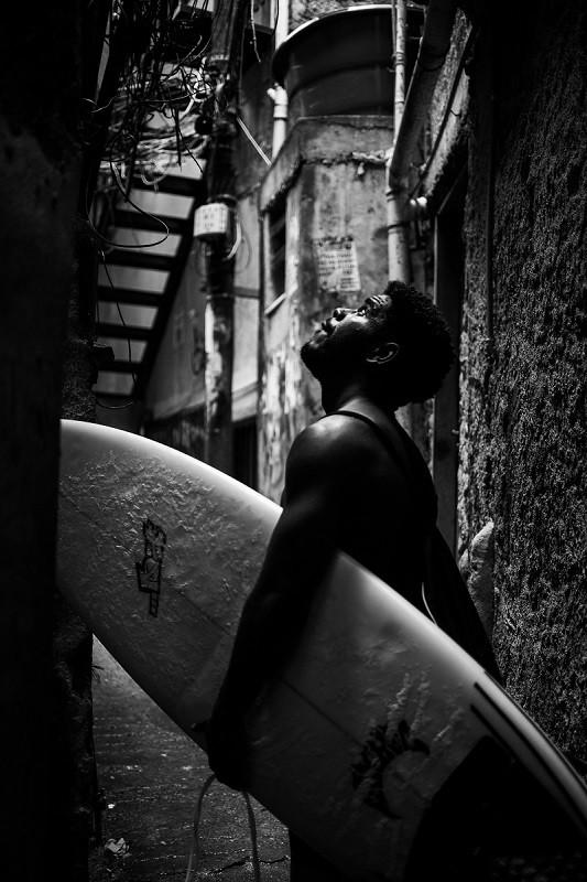 "Carlos ""Mister"" em ""Onde o Surfe Me Levou"""