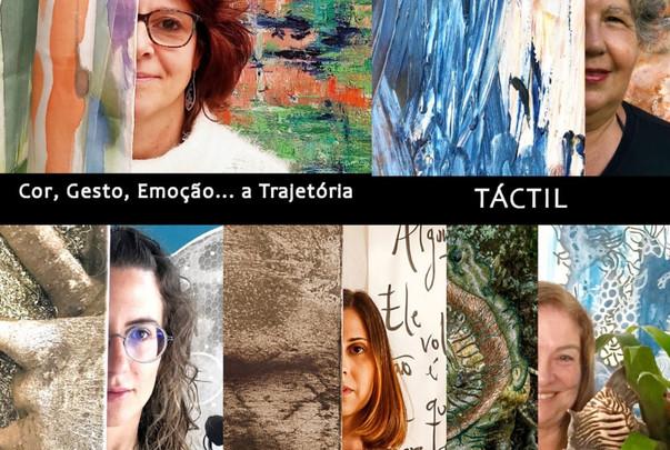 """Centro Cultural dos Correios recebe exposição inédita """"Arte Contemporânea Feminina"""""""