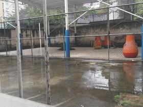 Escola Municipal Dom Aquino Corrêa é reformada por grupo de moradores