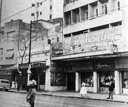 O Cineminha Jardel ficava perto da Rua Bolívar, em Copacabana