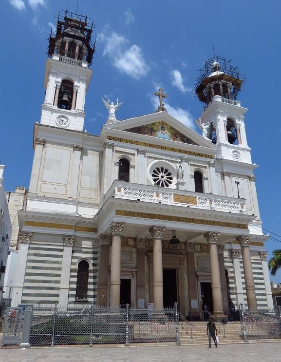 Basílica de Nazaré, em Belém, no Pará