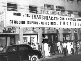 "Coluna ""Os Cinemas de Copacabana"": Cine Caruso (1954 - 1984)"