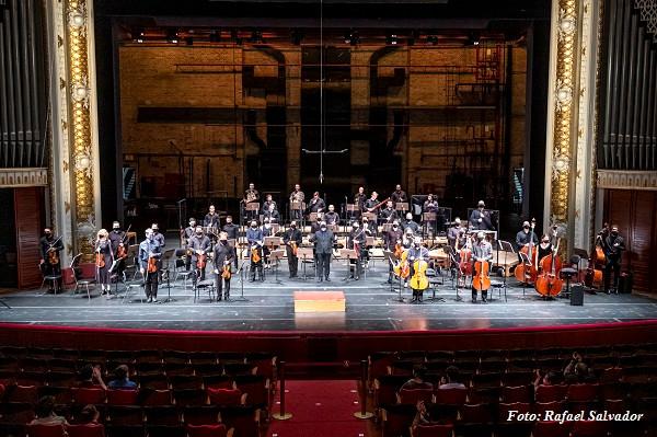 Maratona Beethoven e 100 anos de Piazzolla abrem série digital do Theatro Municipal de São Paulo