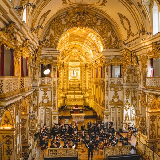 Cia Bachiana Brasileira apresenta A Paixão Segundo São João, de Bach
