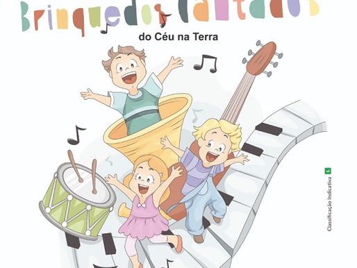 """Música no Museu apresenta """"Brinquedos Cantados"""""""