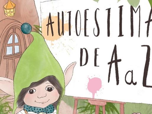 Livro infantil estimula autoestima em crianças de forma lúdica e criativa