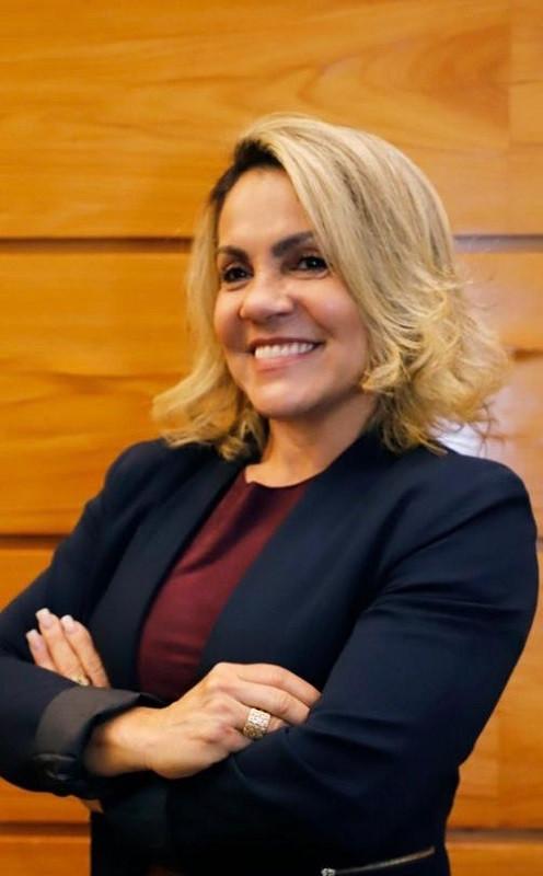 Ana Ribeiro, subprefeita da Zona Sul