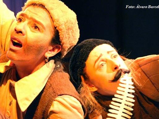 """Espetáculo de teatro """"Cada Qual No Seu Barril"""" comemora 10 anos de apresentações com versão on-line"""