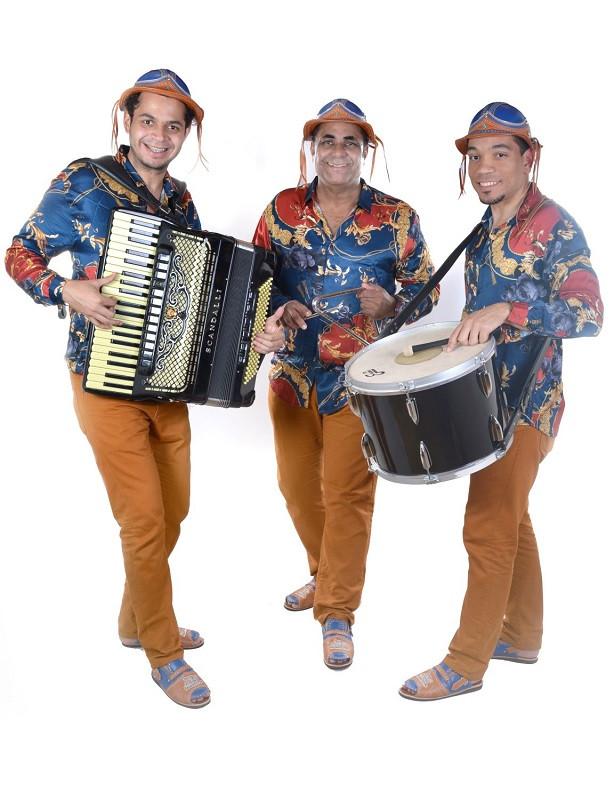 Trio Nordestino (Foto: Divulgação)