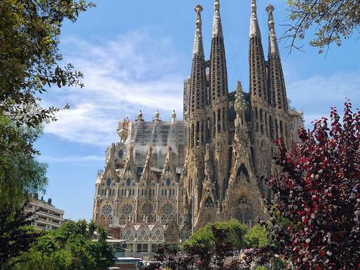 """Coluna """"Turismo"""": Espanha (Barcelona)"""