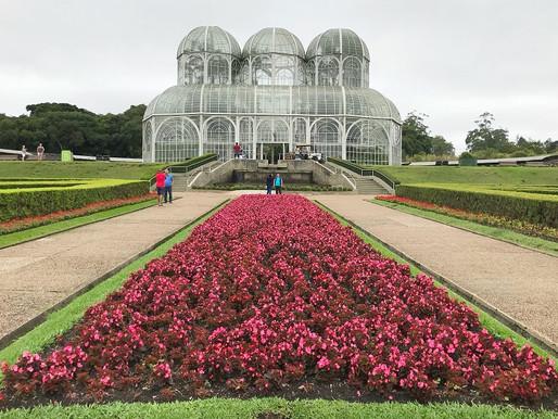 """Coluna """"Turismo"""": Curitiba e arredores"""