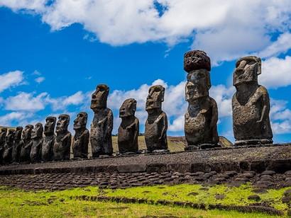 "Coluna ""Turismo"": Chile (Ilha de Páscoa)"