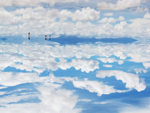 "Coluna ""Turismo"": Bolívia (Salar de Uyuni)"