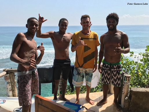 """Canal OFF mostra a importância do surfe com estreia de """"Onde o Surfe Me Levou"""" nesta quinta-feira"""