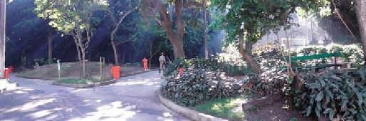 Parque Estadual da Chacrinha: de forte militar a área de lazer