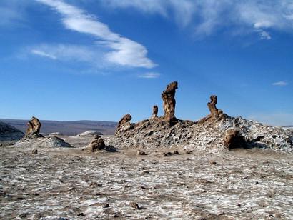 """Coluna """"Turismo"""": Chile (Deserto do Atacama)"""