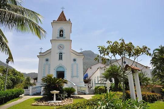 Paróquia São Conrado, no bairro homônimo