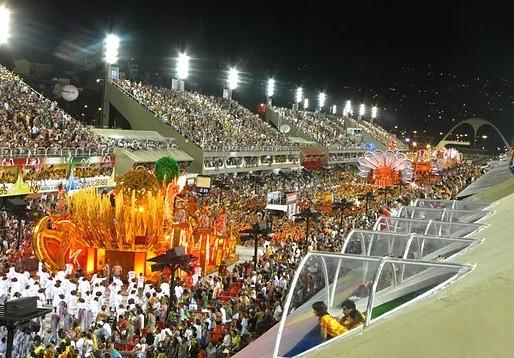 Sambódromo (Passarela Darcy Ribeiro)