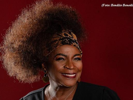 Zezé Motta promove especial no Dia da Mulher Negra