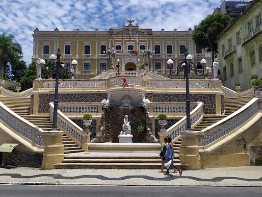 """Coluna """"Turismo"""": Espírito Santo (Vitória e Vila Velha)"""