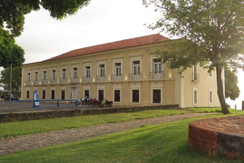 Casa das 11 Janelas, em Belém, no Pará