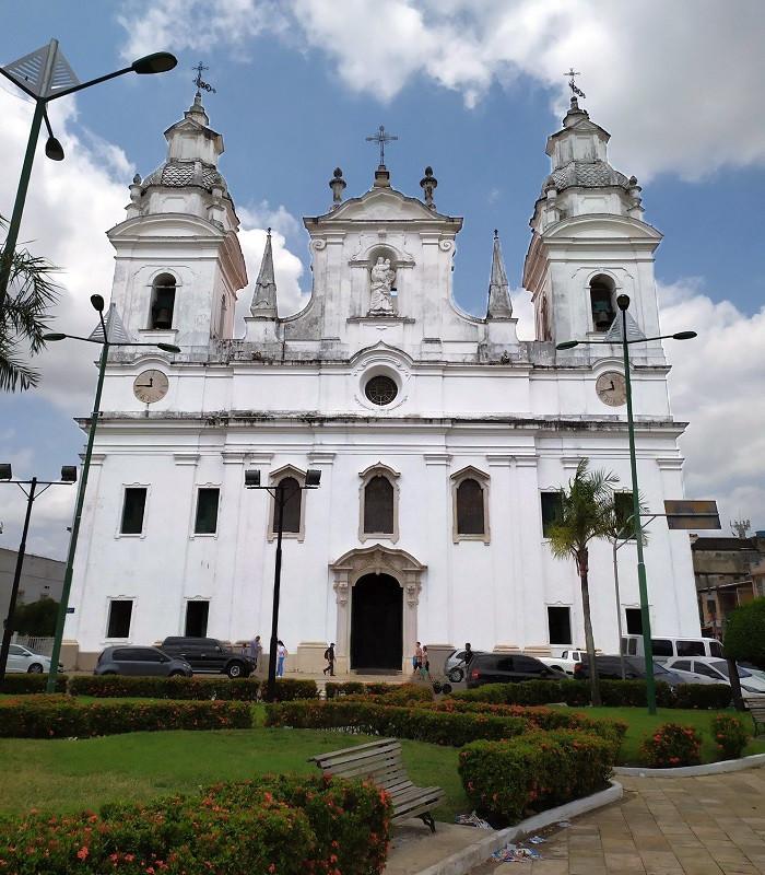 Catedral da Sé, em Belém, no Pará