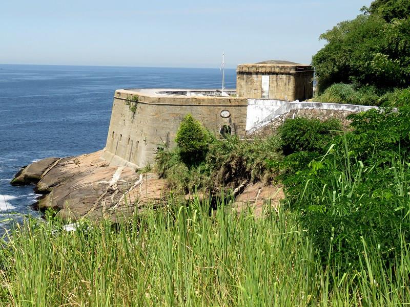 Forte São José, na Fortaleza de São João
