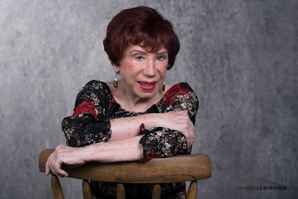 Berta Loran comemora 95 anos