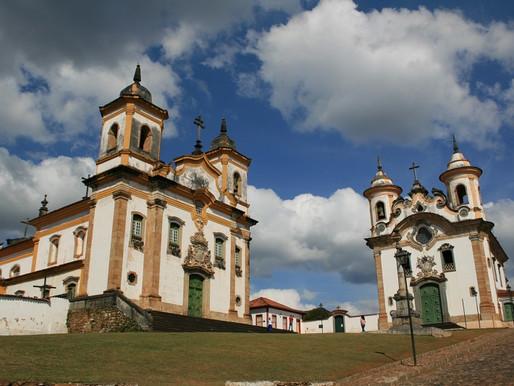 """Coluna """"Turismo"""": Ouro Preto e Mariana"""
