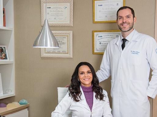 Consultórios reúnem especialidades médicas no mesmo endereço