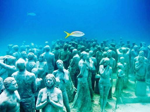 "Coluna ""Turismo"": México (Cancun)"