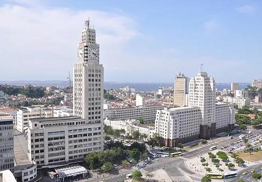 Central do Brasil e Praça da República