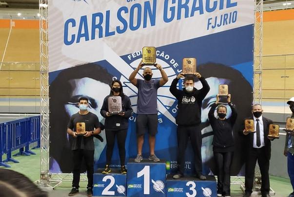 Equipe Carlson Grace vence Copa Carlson Grace de jiu jitsu