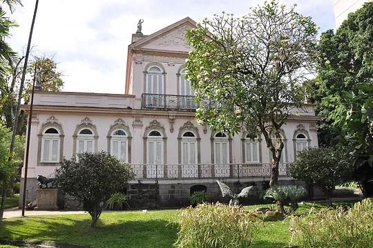 Casa de Rui Barbosa, em Botafogo