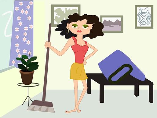 Confira sete erros de postura cometidos nos serviços domésticos