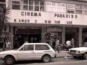 """Coluna """"Os Cinemas de Copacabana"""": Paris Palace, Cinema 1 e Espaço Cinema 1"""