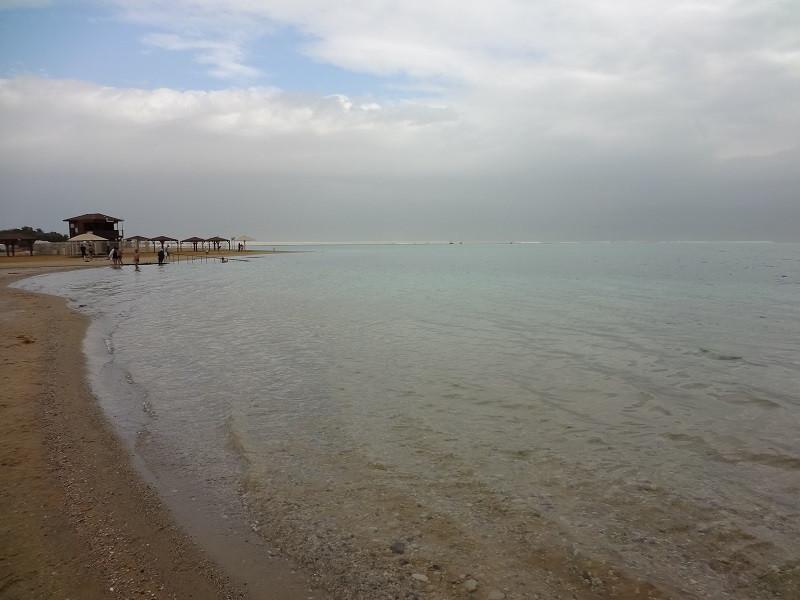 Mar Morto, em Israel