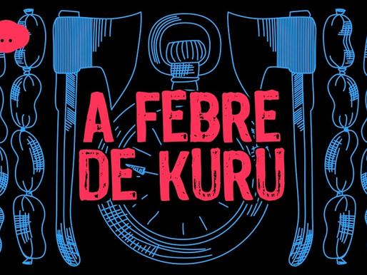 """Conheça a história do primeiro serial killer brasileiro contada no podcast """"A Febre de Kuru"""""""